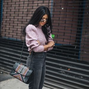 Pink sweater / xs / light pink